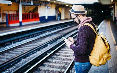 2 aplicații STB pentru București, InfoSTB și B-pay. Află în timp real când sosește autobuzul și plătește online biletul